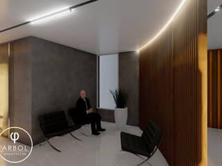 Modern Çalışma Odası ARBOL Arquitectos Modern
