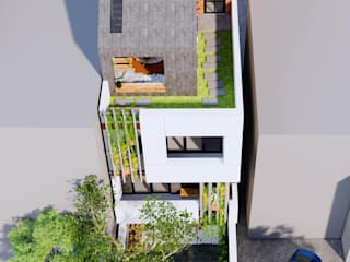 de Kiến trúc Việt Xanh