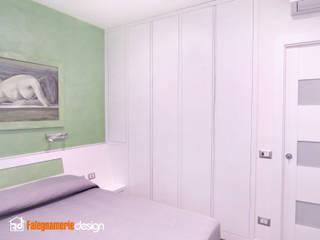 Camera da letto completa di Falegnamerie Design Moderno