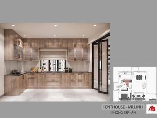 Thiết kế nội thất penthouse hiện đại và đẳng cấp Thiết Kế Nội Thất - ARTBOX
