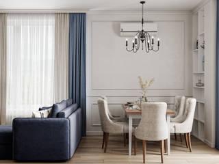 Salas de estilo clásico de DesignNika Clásico
