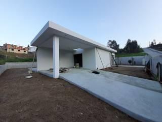 Moradia Unifamiliar, Picalhos Casas modernas por rem-studio Moderno