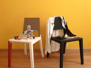 St3cchina - la sedia autoprodotta ultra leggera (3kg) Romina Sita CucinaTavoli & Sedie Legno