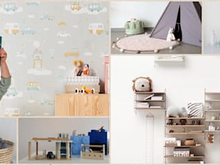 Um pouco do que pode encontrar na Maria Castanha por Maria Castanha - Kids Rooms Design Escandinavo
