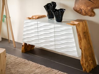 lab58 Living roomCupboards & sideboards Kayu White