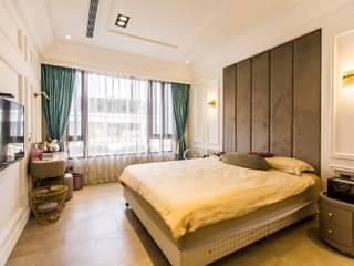 住宅裝修案 根據 七輪空間設計PHONE AND LINE ID:0927945509 古典風