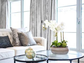 New apartments zenotti 客廳配件與裝飾品 大理石 Beige
