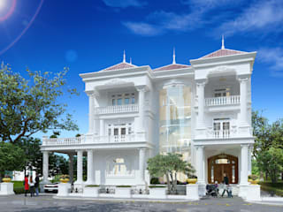 Casas clásicas de Công ty Kiến trúc Á Âu Clásico
