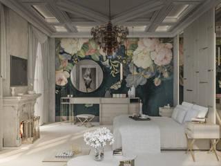 Hotel Beyza Deniz Yaz Interiors Küçük Yatak Odası Mermer Altın Sarısı