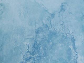 Raumgestaltung mit Kalkputz, Kalkfarbe, Lasuren & Pigmenten Francoise Eichhorst Moderne Wände & Böden