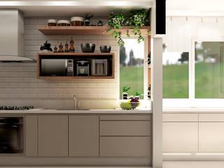 Moderne keukens van SCK Arquitetos Modern