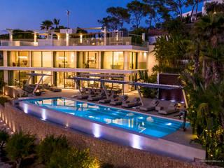raum in form - Innenarchitektur & Architektur Villa
