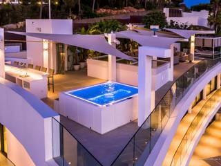 raum in form - Innenarchitektur & Architektur Baignoires à remous
