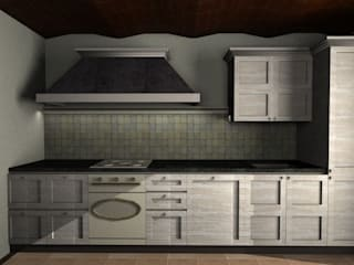 Cucina di Arredamenti Caneschi srl Rustico