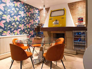 Spazio Vbobilbao Moderne woonkamers