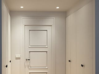 Spazio Vbobilbao Modern corridor, hallway & stairs