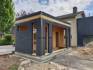 ERGIO Wooden Houses Casas de madera