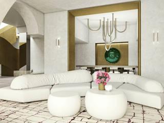 Minimalist dining room by GAVINHO Architecture & Interiors Minimalist