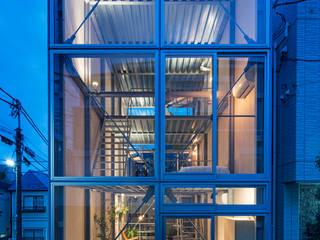 恵比寿の家 の 山路哲生建築設計事務所 ミニマル