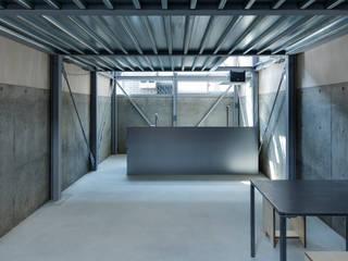 恵比寿の家 オリジナルデザインの キッチン の 山路哲生建築設計事務所 オリジナル