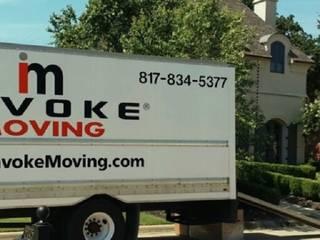 Invoke Moving Company Fort Worth Invoke Moving, Inc. Villas Blue