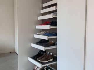 Bergo Arredi Gang, hal & trappenhuisKapstokken & garderobes