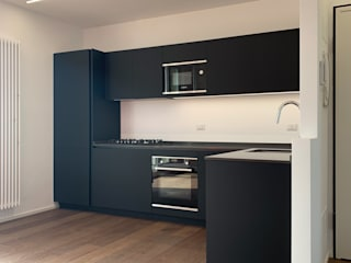 Bergo Arredi Dapur built in Black
