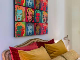 Cornelia Augustin Home Staging Dormitorios de estilo mediterráneo
