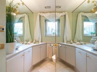 Cornelia Augustin Home Staging Baños de estilo rústico