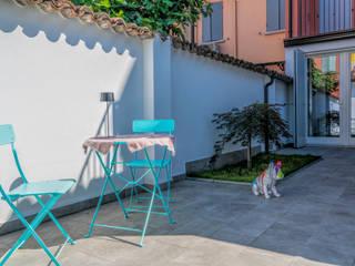 Aire Studio Associato Jardines de estilo moderno