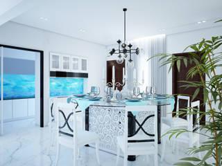 Modern dining room by I Nova Infra Modern