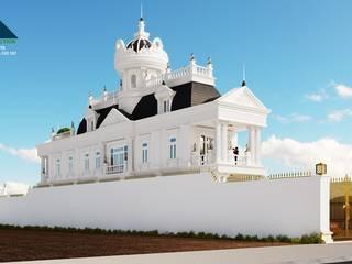 Công ty Kiến trúc Á Âu Villas