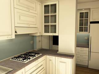 Cucina classica di Falegnamerie Design Classico