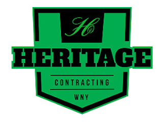 Heritage Contracting of WNY Country style dressing room
