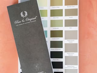 Pure & Original Walls & flooringPaint & finishes Grey