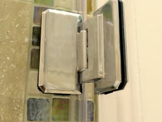 Fully folding glass shower screen Minimalist Banyo Ion Glass Minimalist