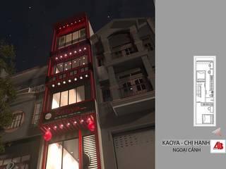 Thiết kế nhà hàng Kaoya – Hàng Buồm Thiết Kế Nội Thất - ARTBOX