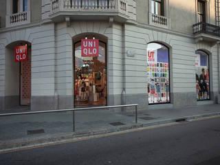 Sandra gonzalez อาคารสำนักงาน ร้านค้า