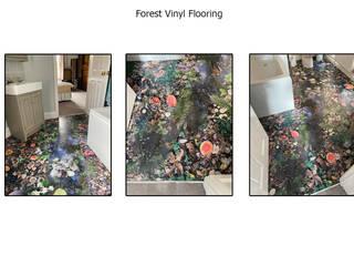Funky Flooring de Blue Butterfly Flooring Moderno