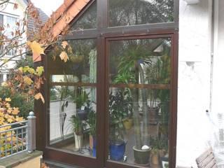Aluverkleidung: Sanierung Wintergarten von Steinkogler - Stiegen,Geländer,Vollholzhäuser