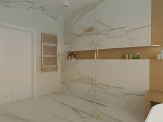 MGArchitekci.pl | Małgorzata Mierzwińska Classic style bathroom