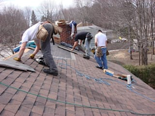 by Roofing Thousand Oaks