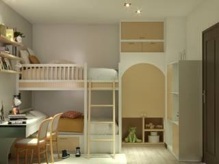 Steven Bello Girls Bedroom