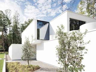 Niko Wauters architecten bvba Villas White