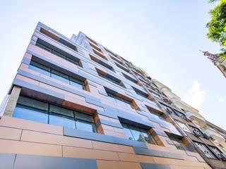 Alsina office + Kuperdesign Edificios de oficinas de estilo moderno