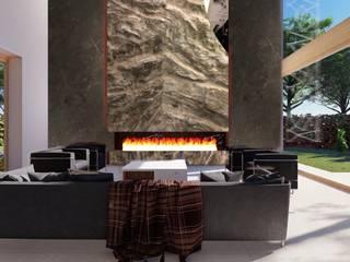 Piedra lunar Kuperdesign Paredes y pisosRevestimiento de paredes y pisos