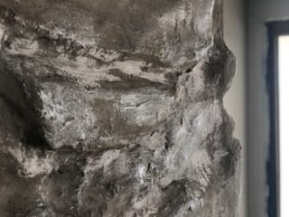 Piedra lunar Kuperdesign Paredes y pisosRevestimiento de paredes y pisos Piedra