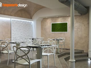 Allestimento locale di Falegnamerie Design Moderno