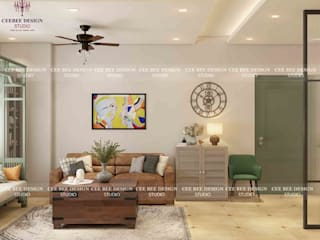 Modern Contemporary Interior Design Classic style living room by Cee Bee Design Studio Classic
