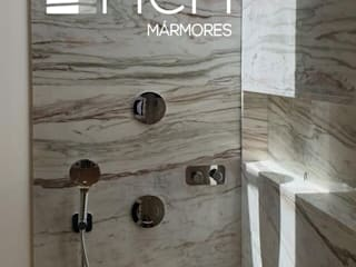 Casas Banho Marmores MCM Casas de banho minimalistas Mármore Verde